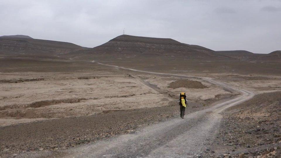 Vol bivouac en pays Berbère